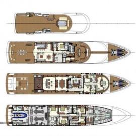 Staluppi – James Bond Yacht SKYFALL