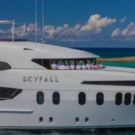 Superyacht – SKYFALL