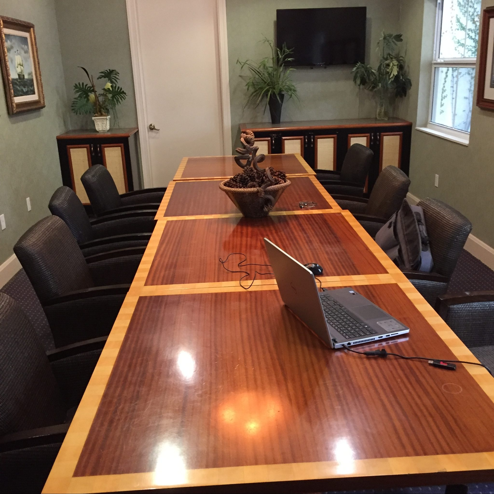 Clubhouse Conference Table