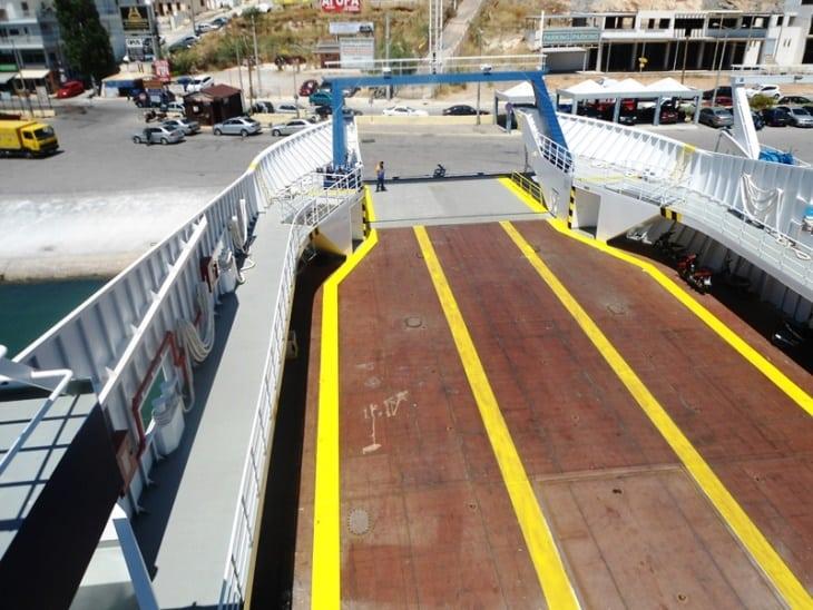ferrydeck