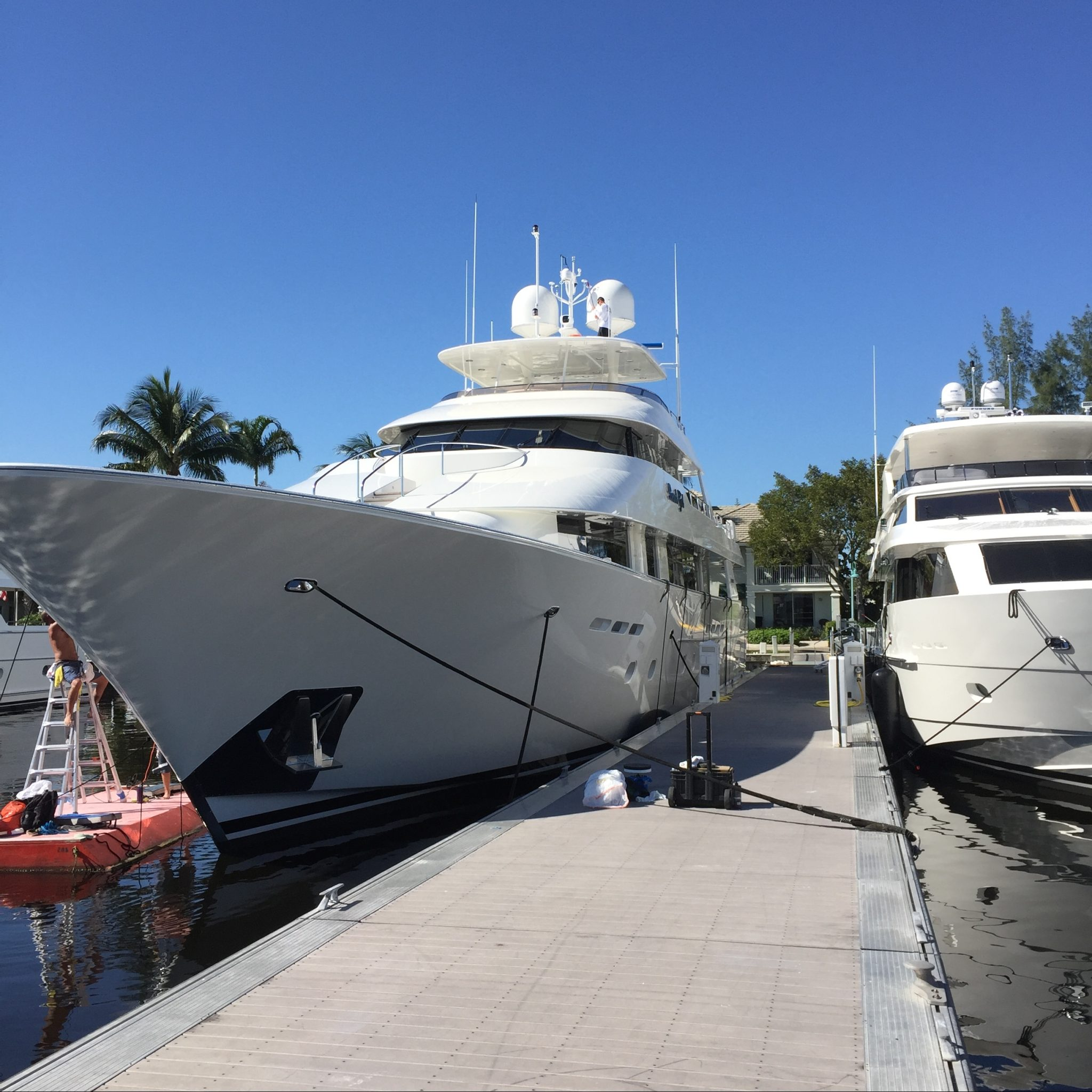 MARINA 110' WEST DOCK 4