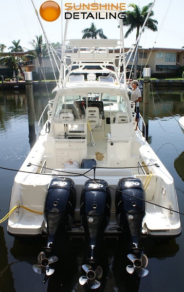 BOAT DETAIL AND CLEANING | Yachtez