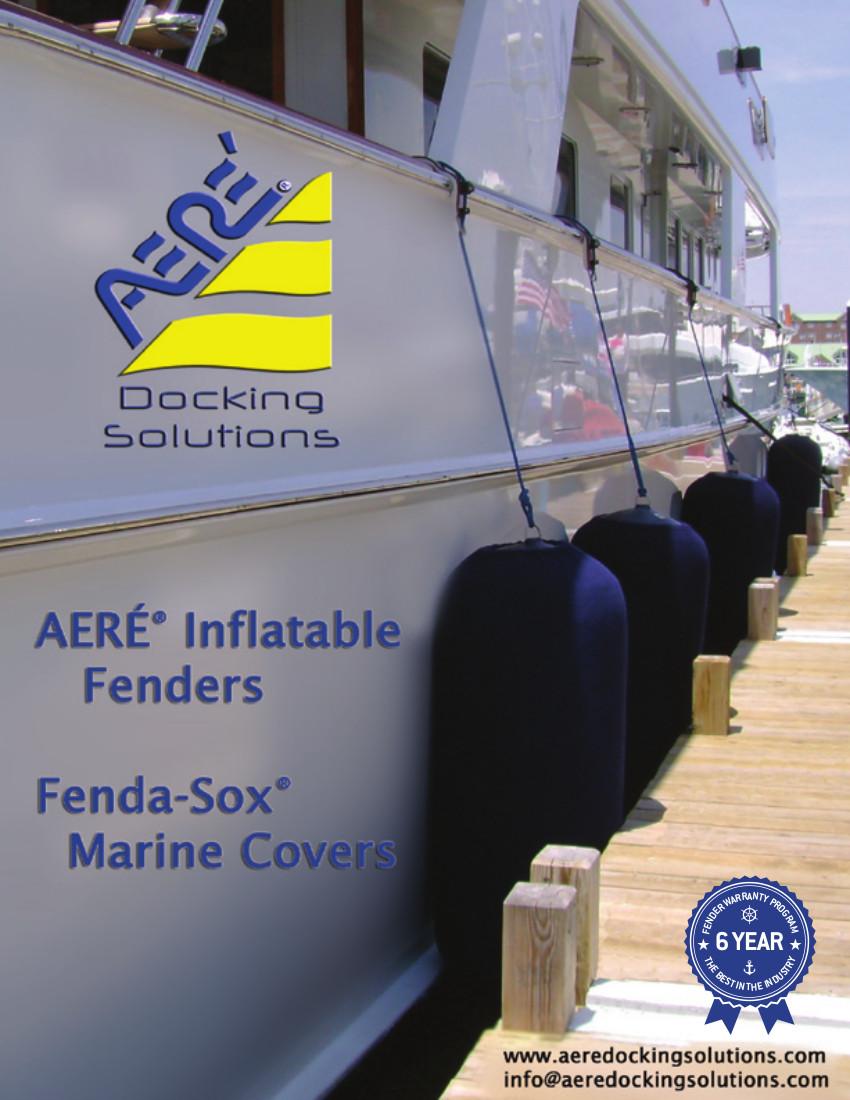 2016 AERÉ inflatable Fenders