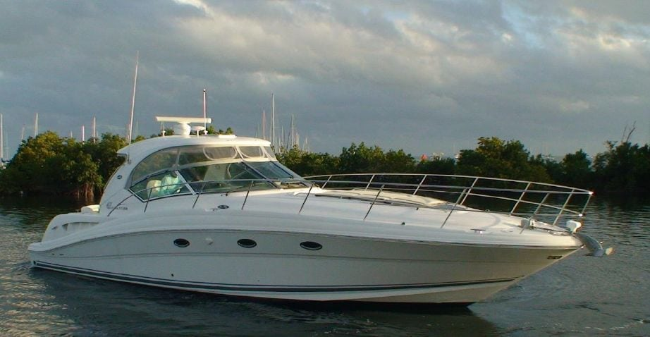 2005 Sea Ray 420 Sundancer Yachtez