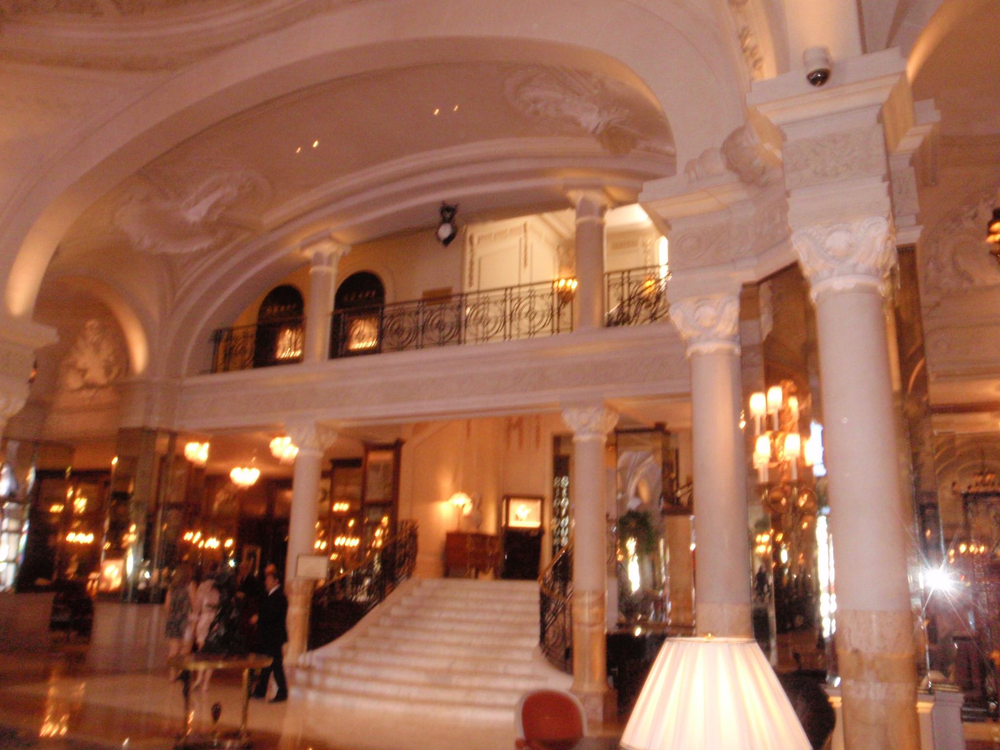 Hotel De Paris Monaco Yacht Show Yachtez