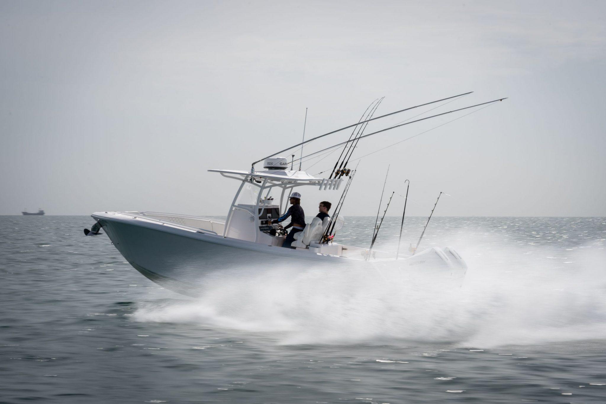 26' HEADNG FISHING