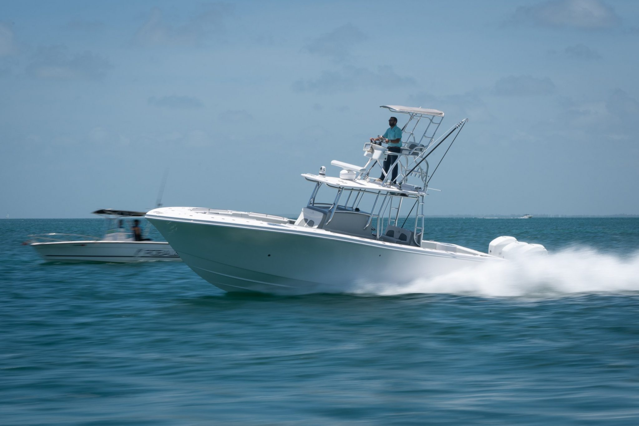 26' HEADING OUT